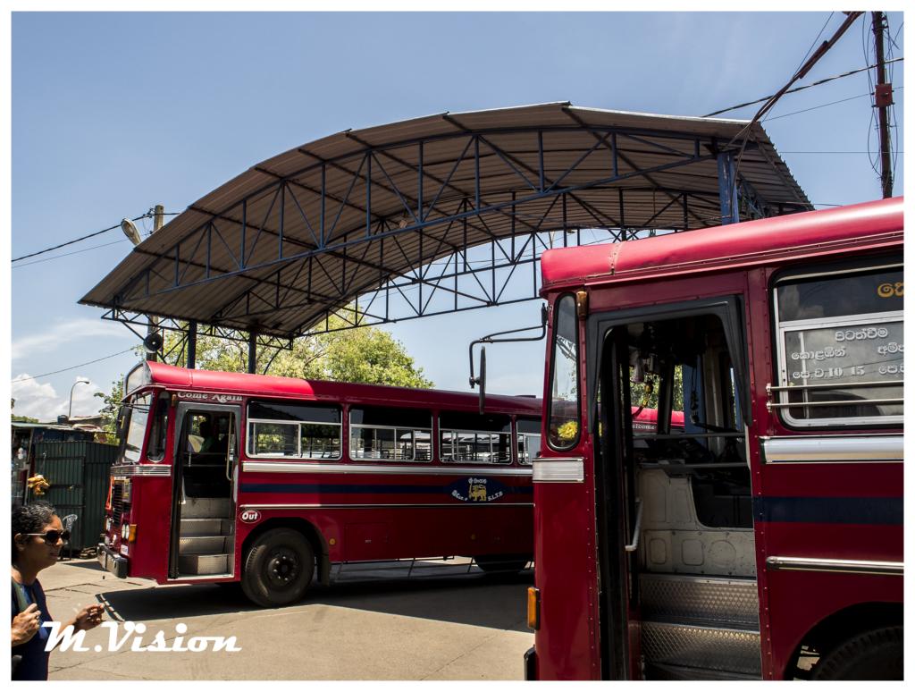 Colombo巴士站